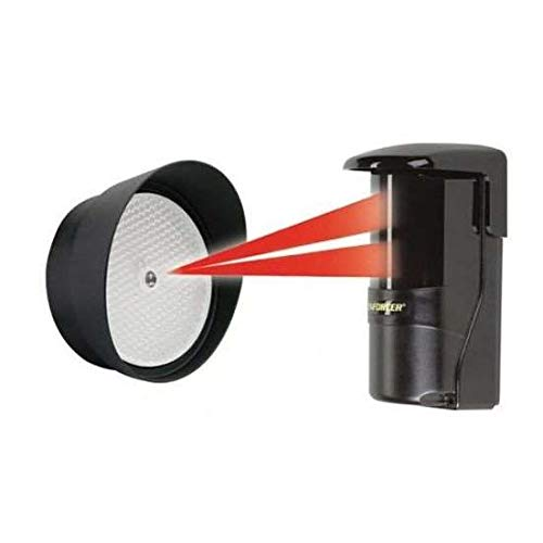 - Seco-Larm E-931-S50RRGQ Enforcer IR Reflective Photoelectric Beam Sensor, 50 ft.