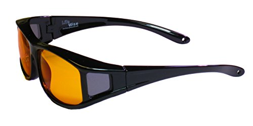 LIFE WISE GLASSES: VERIFIED Blue Light Blocking Glasses, ...