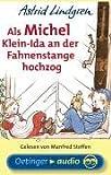Als Michel Klein-Ida An Der Fahnenstange Hochzog