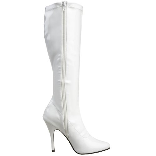 Pleaser USA Shoes 6603_1803664 - Botas para mujer Blanco