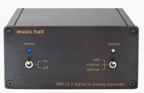 Music Hall - DAC15.2 by Music Hall