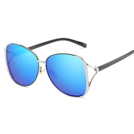 Gafas Diseñador conducción de Marrón GGSSYY de Gafas Mujer Sun de Blue Mujer Uv400 Elegante marca sol la Moda sol Gafas x8OqgYnO