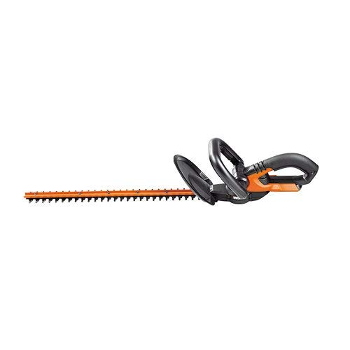 WORX WG255.9 20V PowerShare 20″ Cordless Electric Hedge Trimmer (Tool Only) (Renewed)