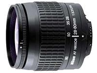 Nikon 28-80mm f/3.3-5.6G Autofocus Nikkor Zoom Lens (Black) (Discontinued by Manufacturer)