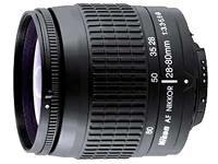 Review Nikon 28-80mm f/3.3-5.6G Autofocus