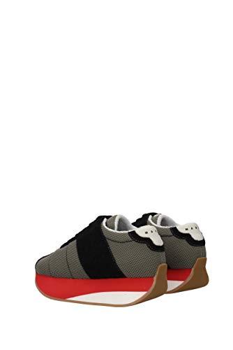 Marni Multicolore Eu Sneakers Camoscio Donna snzw000704lv795 RpRArz