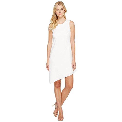重要クランプグレートオーク(カルバンクライン) Calvin Klein レディース ワンピース?ドレス ワンピース A-Line Dress with Asymmetrical Hem [並行輸入品]