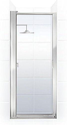 Paragon Series ajustable pivote bisagra Swing para mampara de ducha | costeras puertas de ducha: Amazon.es: Bricolaje y herramientas