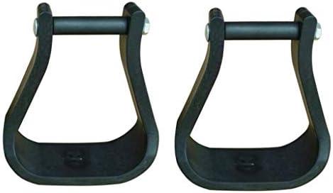 perfeclan Langlebiger Kunststoff Steigbügel Für Pferdereitprofile Western Steigbügel