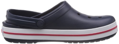 Crocs Mixte Crocband Bleu Enfant Sabots navy RR7gC