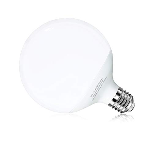 18w Led Globe Bulb 150w Edison Bulb 36 Watt Cfl Replacement E26 Base
