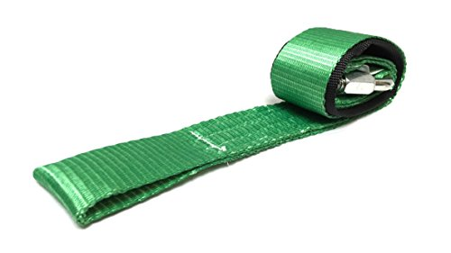 SkyBound Green Outdoor Tree Swing Straps (Heavy Duty - 20...