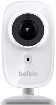 Refurb Belkin NetCam Wireless Camera for Tablets & Smartphones