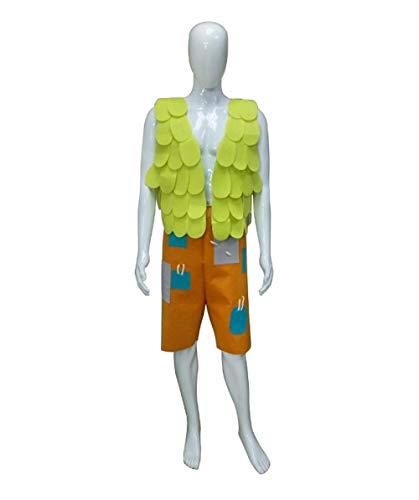 Mens Branch Costume   Trolls Costumes