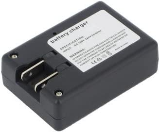 1x Charger Replacement for Panasonic CGA-S004E 750 mAh BattPit trade; New 2x Digital Camera Battery