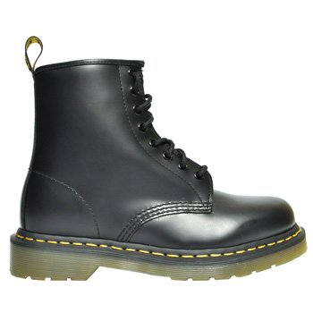 Dr. Martens 1460 8 Eye Boot BROWN 11822212 - Botas de cuero unisex negro