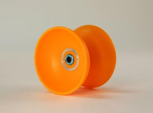 Zeekio Apollo Off String Yo-Yo - Solid Orange by Zeekio