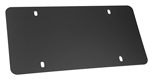 LFPartS Stainless Steel backing Reinforce plate for license plate (12