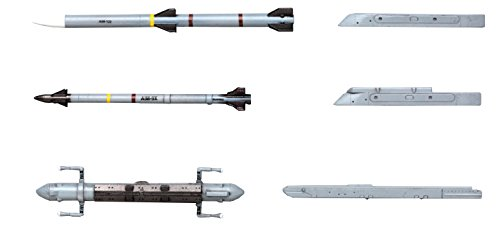 Price comparison product image HASEGAWA 35113 1 / 72 US Aircraft Weapons VIII: Missiles & Pods