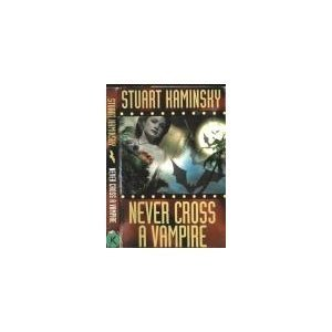 Never Cross a Vampire (Toby Peters Mystery)