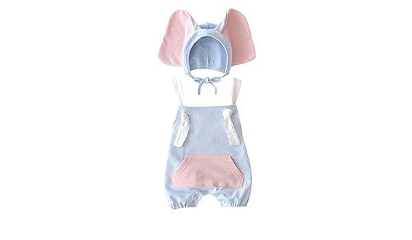 GreatFun Baby Children S Wear Baby Boys Mono sin Mangas + ...