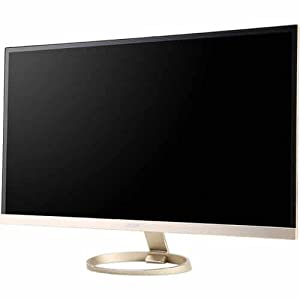 """Acer LCD Widescreen Monitor 27"""" Display, WQHD Screen, IPS , LED, 4 ms, 350 Nit (Certified Refurbished) by Acer"""