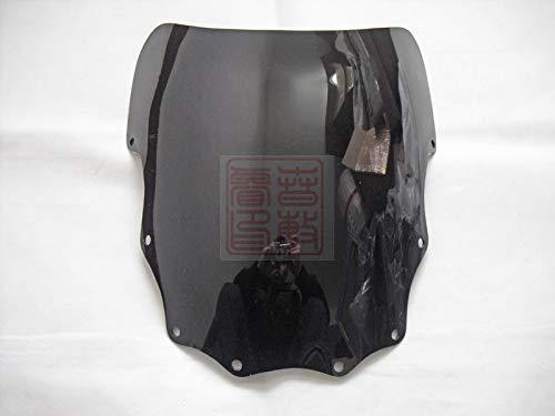 Ninja 500r Ex500 - ABS Plastic Windshield Windscreen For Kawasaki EX500 Ninja 500R 1987-2009