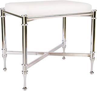 Taymor 02-D8091L Large Estate Vanity Bench, 13.5