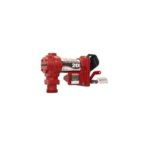 Standard Vane Motor Pump Rotary - Fill-Rite FR4204G 12V DC Hi-Flow Pump Only