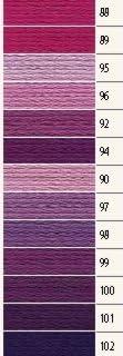 Farbe 101 iris 1x Anchor Sticktwist
