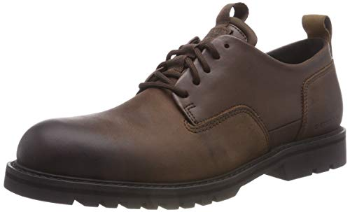 Marrón Core 288 Raw Derby Hombre Ii Cordones Brown star De Zapatos G dk Para wgxqSpCv4n