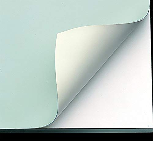 Alvin, VYCO, Board Cover, Stain Resistant and Self Sealing, Green/Cream Sheet - 31 x 42 Inches