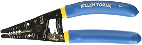 092644740572 - Klein Tools 11055 Wire Stripper and Cutter for 10-18 AWG Solid Wire and 12-20 AWG Stranded Wire carousel main 0