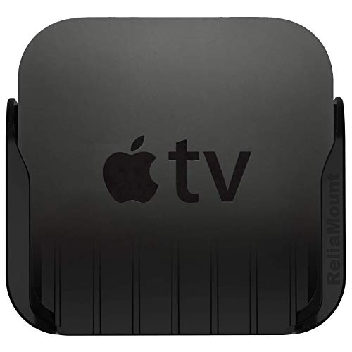 ReliaMount Apple TV Mount (Compatible with Apple TV 4K)