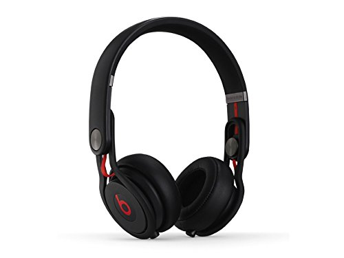 Beats Mixr Wired On-Ear Headphone - Black (Certified Refurbished)