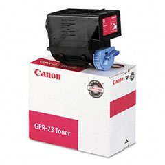 Canon GPR-23 Copier Toner for Canon imagerunner, Magenta (0454B003AA)