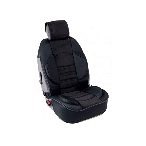 1 pieza color negro 1971//01-1971//12 Funda de asiento delantero grande confort para Momo Mirage