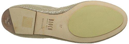 Bloch Aida Damen Ballerinas Beige - Beige (Warm Sand)
