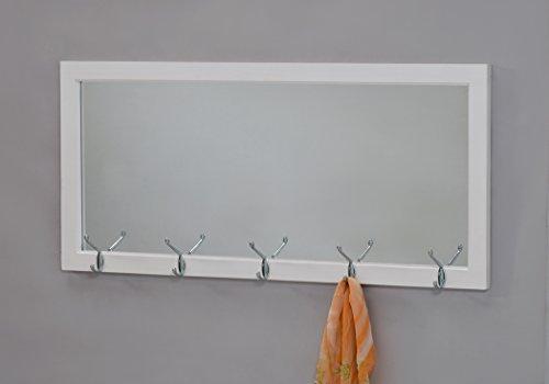 Mirror Coat Hooks - 6