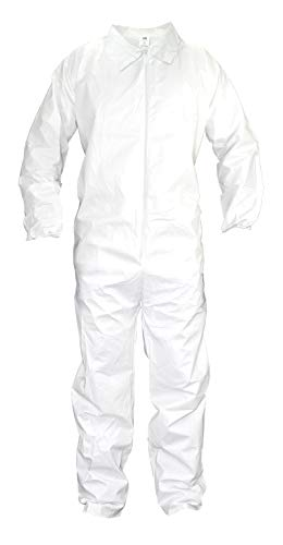 SAS Safety 6851 Gen-Nex All-Purpose Coverall, Small ()