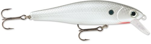 Storm Twitch Stick 10 Fishing Lure, Pearl Shad, 4-Inch