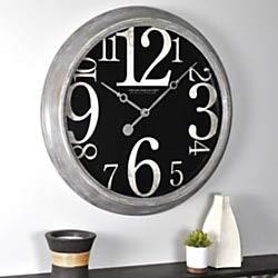- FirsTime & Co. 50006 FirsTime Tilt Wall Clock, 24