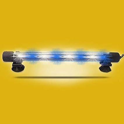 JiChuio Aquarium Fish Tank LED amphibie utilisation LED submersible maison de lampe /Ã/©tanche
