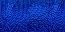 Bulk Buy: Red Heart Sizzle Crochet Thread Nylon (3-Pack) Royal 146-8806