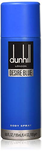 (Alfred Dunhill Body Spray for Men, Desire Blue, 6.6 Fluid Ounce)