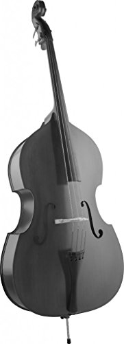 Stagg VNB-3/4 L BLK Acoustic Upright Bass by Stagg