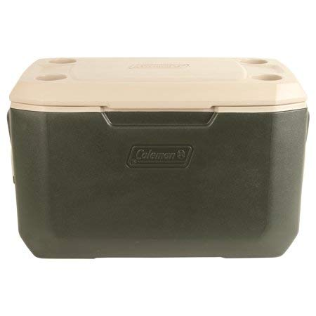 Coleman 70-Quart Xtreme 5-Day Heavy-Duty Cooler, Dark Green