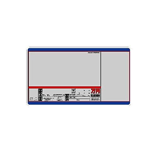 【平日15時までのご注文で当日発送】SK製 サンドイッチ合板製 プライスボード 3枚セット(ボードのみ3枚) SK-59B 3枚セット(ボードのみ)  B01N77XHRE