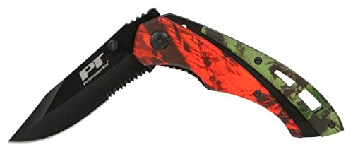 6 Pack Performance Tool W9351 The Kampala Camo Pocket Knife by Performance Tool