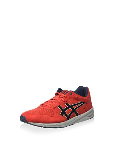 Sneakers Asics Red Mixte Basses Adulte Runner Fiery Shaw 7xqTw4f